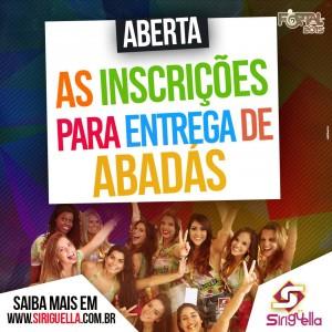 Entrega Siriguella – Fortal 2015