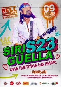 Siriguella 23 Anos – Início das vendas : 11 de Fevereiro .