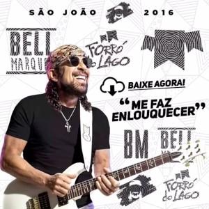 "Bell Marques lança a primeira faixa do CD ""Forró no Lago 2""."