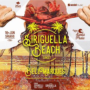 Siriguella Beach – 18 de Junho na Santa Praia.