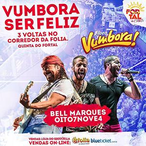 Bloco Vumbora no Fortal 2016.