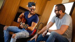 DVD de Rafa e Pipo Marques contará com Jorge & Mateus e Wesley Safadão