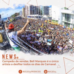 Bell Marques no Carnaval baiano