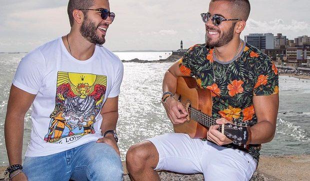 Rafa e Pipo Marques encartam CD inédito